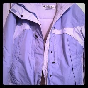 Columbia ski coat